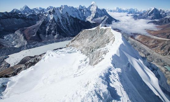 Everest Basecamp med Island Peak