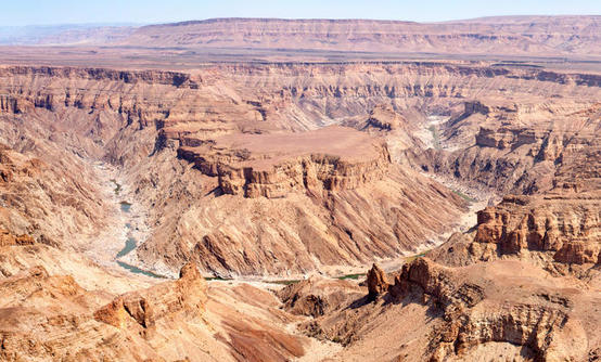Fottur i Namibia med Fish River Canyon